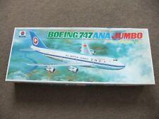 Vintage Nitto - 1:144 Boeing 747 Jumbo Jet ANA - Sealed Bag Model Kit