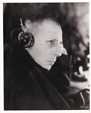 Erich von Stroheim Vintage Original 1930