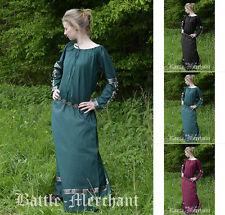 "Battle Merchant Mittelalter-Kleid ""Glynis"" mit Glocken Mittelalterkleid LARP"