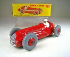 DINKY TOYS Alfa Romeo Gran Prix Race Car #232 Excellent Condition With Box