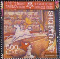 Albanien 3047 (kompl.Ausg.) postfrisch 2005 Zirkus