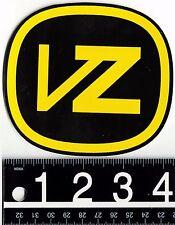 Von Zipper Sticker Surf Skate Snowboard Ski Decal