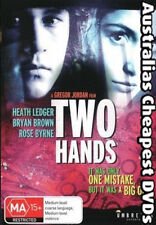 Two Hands DVD NEW, FREE POSTAGE WITHIN AUSTRALIA REGION ALL