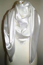 super großes Satintuch - Tuch - Halstuch - Kopftuch - 150x150 cm