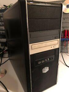PC AMD Phenom II X4 955, 8GB, 500 GB HDD, Grafik mit DVI / HDMI, DVD-LW, Win 7