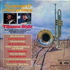 Lennon & McCartney Tijuana Style from Music For Pleasure (MFP 1318)