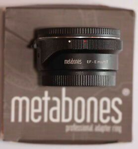 Adaptateur Metabones V Canon EF / Sony E