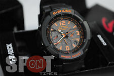 Casio G-Shock Gravity Defier Aviator Watch G-1200B-1A