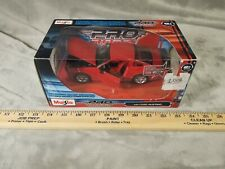 Maisto FORD MUSTANG Pro Rodz Collectible Diecast Car 1:24 Scale New In Box