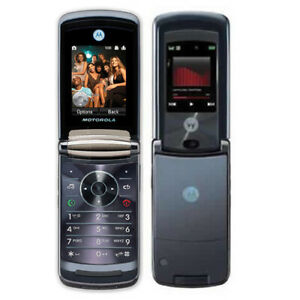 Phone Mobile Phone Motorola RAZR2 V9 3G Bluetooth Camera single or BOX PACK