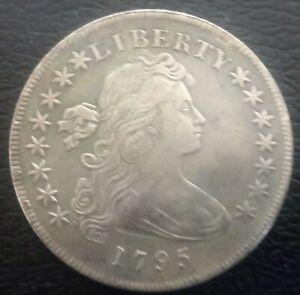 Restrike USA 1795 Draped Bust Liberty Dollar