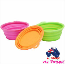 Unbranded Silicone Dog Dishes, Feeders & Fountains