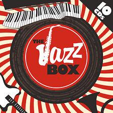 CD The Jazz Box von Various Artists  10CDs