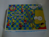 The Simpsons 3-D Chess (Schach)