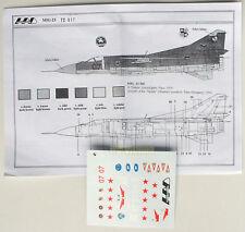 "HAD Mig-23 Decal Set 1/72 (Abziehbilder) ""NEW"" 72017"