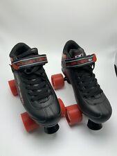 ROLLER DERBY Viper Size 7 Mens Roller Skates Black/Red New