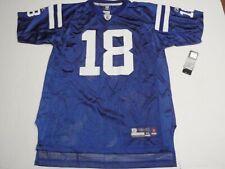 NEW Peyton Manning Indianapolis ColtsReebok NFL Jersey Boys Extra Large #18