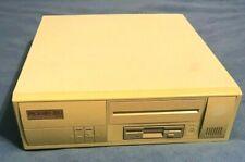 vintage PACKARD BELL PB 610 (MODEL PB410A) COMPUTER w/FLOPPY DISC desk top RARE