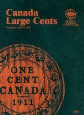 Large Cent Canadian Folder 1858-1920: New