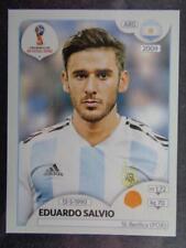 Panini WORLD CUP 2018 Rusia-Eduardo Salvio Argentina Nº 286