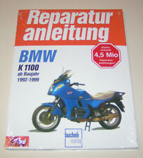 Reparaturanleitung BMW K 1100 - ab Baujahr 1992!