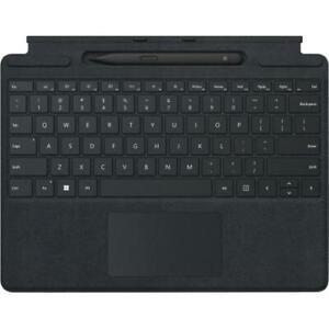 Microsoft Surface Pro Signature Keyboard with Surface Slim Pen 2 Black