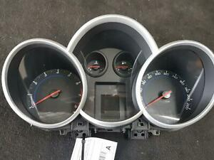 HOLDEN CRUZE INSTRUMENT CLUSTER INSTRUMENT CLUSTER, PETROL, AUTO T/M TYPE, CD/EQ