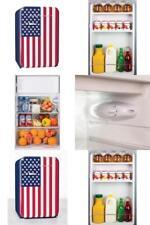 Mini Fridge Shelves Retro Series 3.8 Cubic-Foot Usa Refrigerator with Freezer