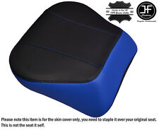 ROYAL BLUE & BLACK CUSTOM FITS HARLEY BRAKEOUT 13-16 SUNDOWNER REAR SEAT COVER