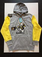 Nike Oregon Ducks Doernbecher Pullover Hoodie Stomp Cancer Mens Size L