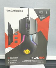 SteelSeries Rival 600 Gaming Mouse12,000 CPI TrueMove3+ Worldwide Free Shipping