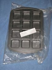 Pampered Chef Brownie Pan Item #1544- New In Package Unopened