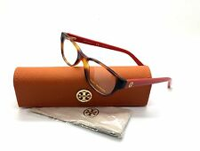 Tory Burch Tortosie Eyeglasses TY 2031 1162 49 mm Amber Orange