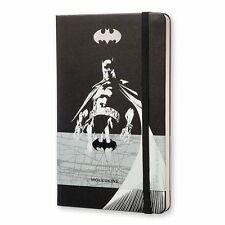 "Moleskine - Limited Edition Batman 5""x 8.25"" Plain Notebook"