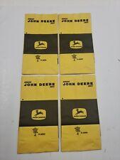 Vintage John Deere Parts Bags (4)