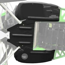 Arctic Cat Black Rear Engine Skid Plate 2017-2018 M 9000 King Cat - 7639-684