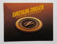 1979 Datsun 280ZX Brochure Vintage Original