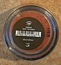 bareMinerals Escentuals Eyecolor Eyeshadow Eye Makeup SHORELINE Brown .02oz NEW!