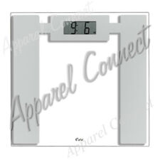 Weight Watchers 8935M Ultra Slim Glass Digital Body Fat Analysis Bathroom Scale