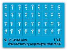 Peddinghaus 1/48 1547 Dak palme