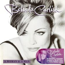 Belinda Carlisle - Woman & a Man [New CD] UK - Import