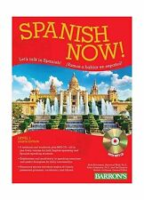 Spanish Now! Level 1: with MP3 CD Free Shipping