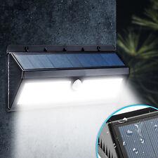 45 LED Solar Power PIR Motion Sensor Wall Light, Waterproof Outdoor Garden Light