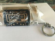 Vintage Maxell tape key chain