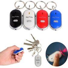 Locator Wireless Find Lost Anti-Lost Key Finder Whistle Sound Keychain Keyring