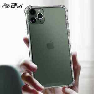 Genuine Atouchbo King Kong Armor Shockproof Anti Shock iPhone Clear Case Cover