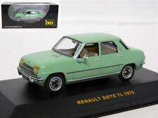 Ixo CLC122 1/43 1975 Renault Siete 7 TL Diecast Model Car