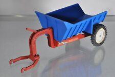 U576 Britains Farm #9629 1:32 Shawnee Poole Rear Dump Trailer B/-