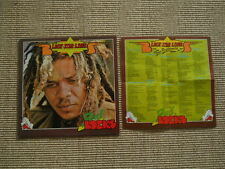 Fred Locks Black Star Liner-lyriks-LP-Slavati/lavato