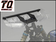Jconcepts 0146B Hybrid Pre Trimmed 1/8 Buggy Truck Wing Black Fast ship wTrack#